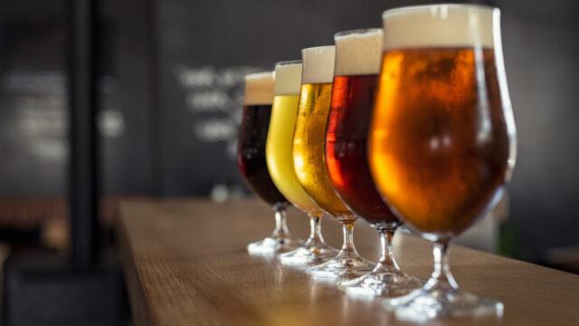 Los cinco estados del bebedor de cerveza artesana