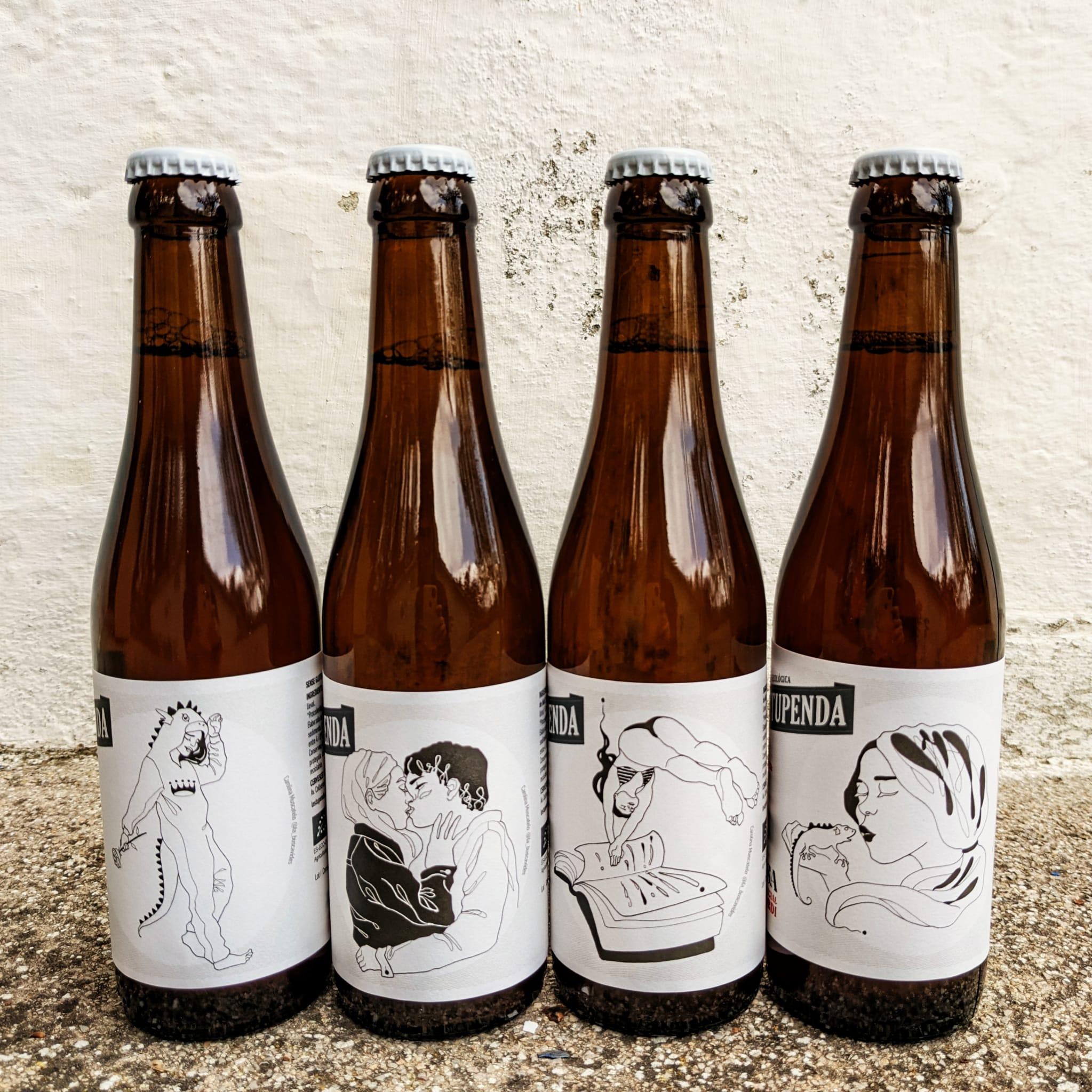 Cervesa artesana l'estupenda colecció sant jordi 2021 10