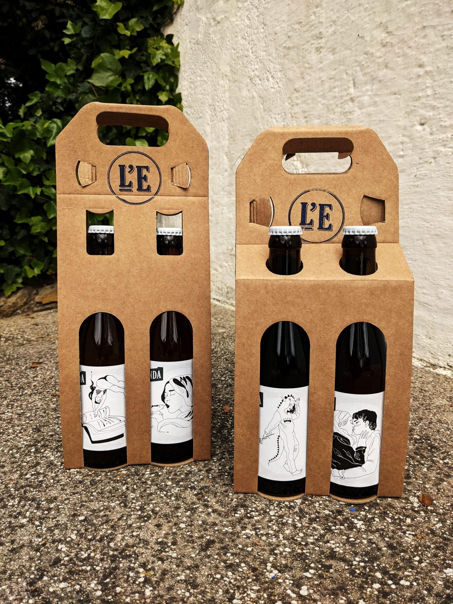 Cervesa artesana l'estupenda colecció sant jordi 2021 4