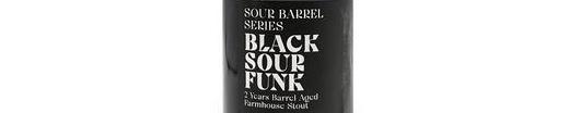 Ácida, amarga, salada, dulce y funky, nuestra  BLACK SOUR FUNK