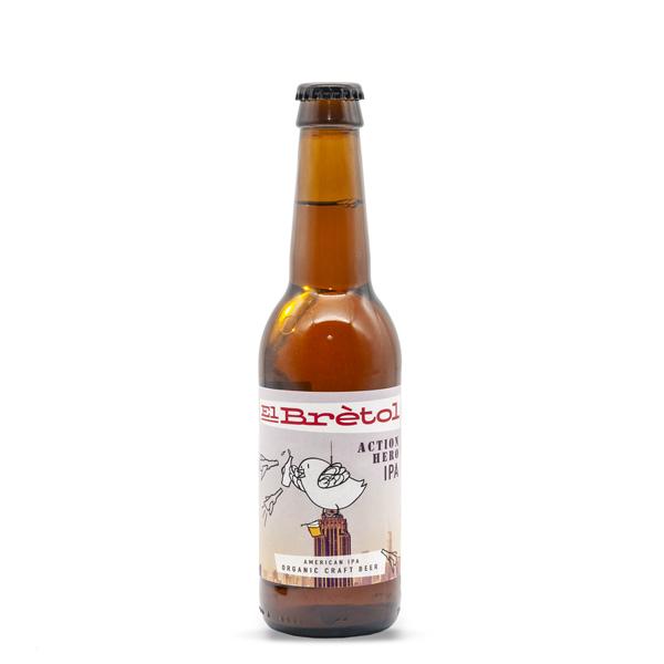Cerveza Artesana el Bretol IPA