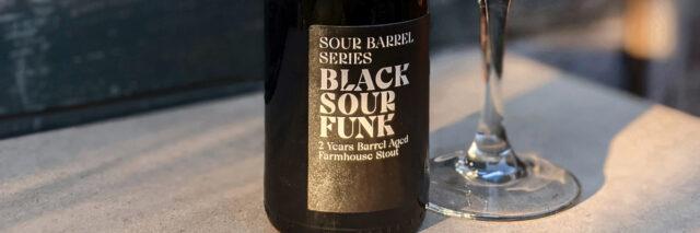 Àcida, amarga, salada, dolça i funky, la nostra BLACK SOUR FUNK